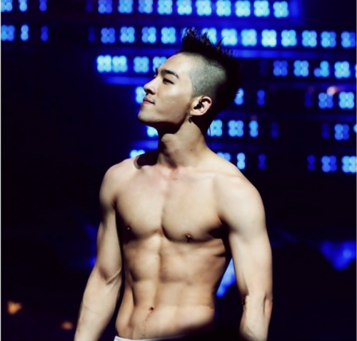 Taeyang Bigbang Taeyang Shirtless Kpop Guys