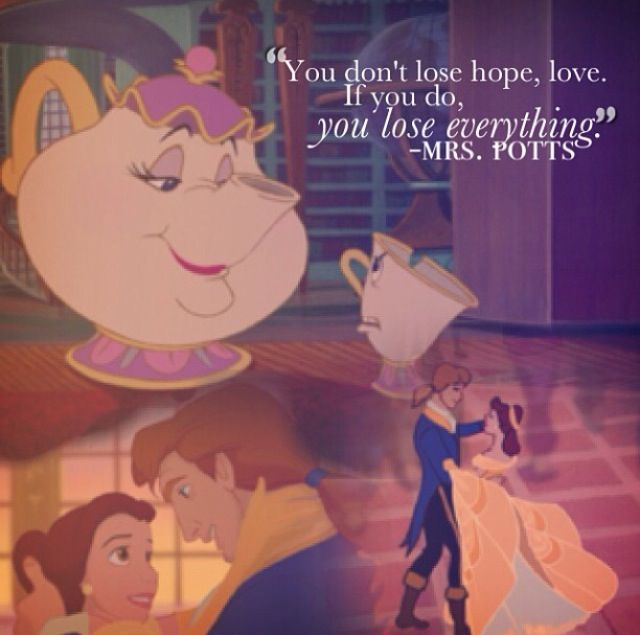 17 Disney Beauty And The Beast Quotes With Images Twisted Disney