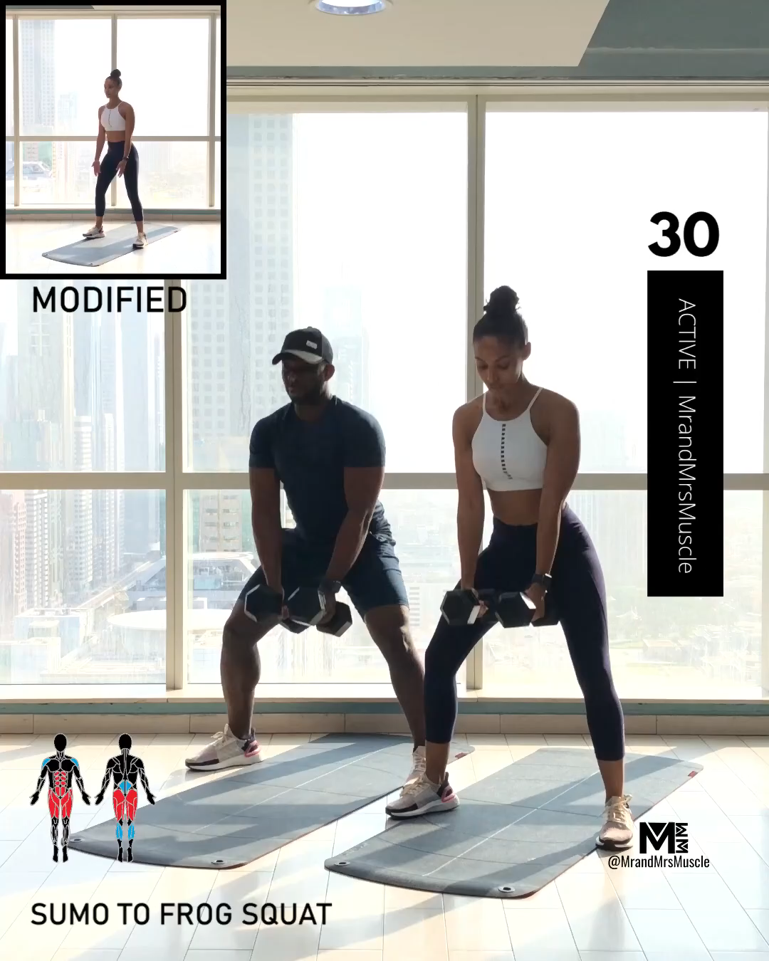 Legs and Glutes Workout
