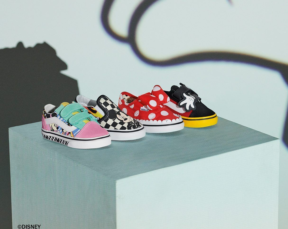 Vans x Mickey Mouse 90th Anniversary
