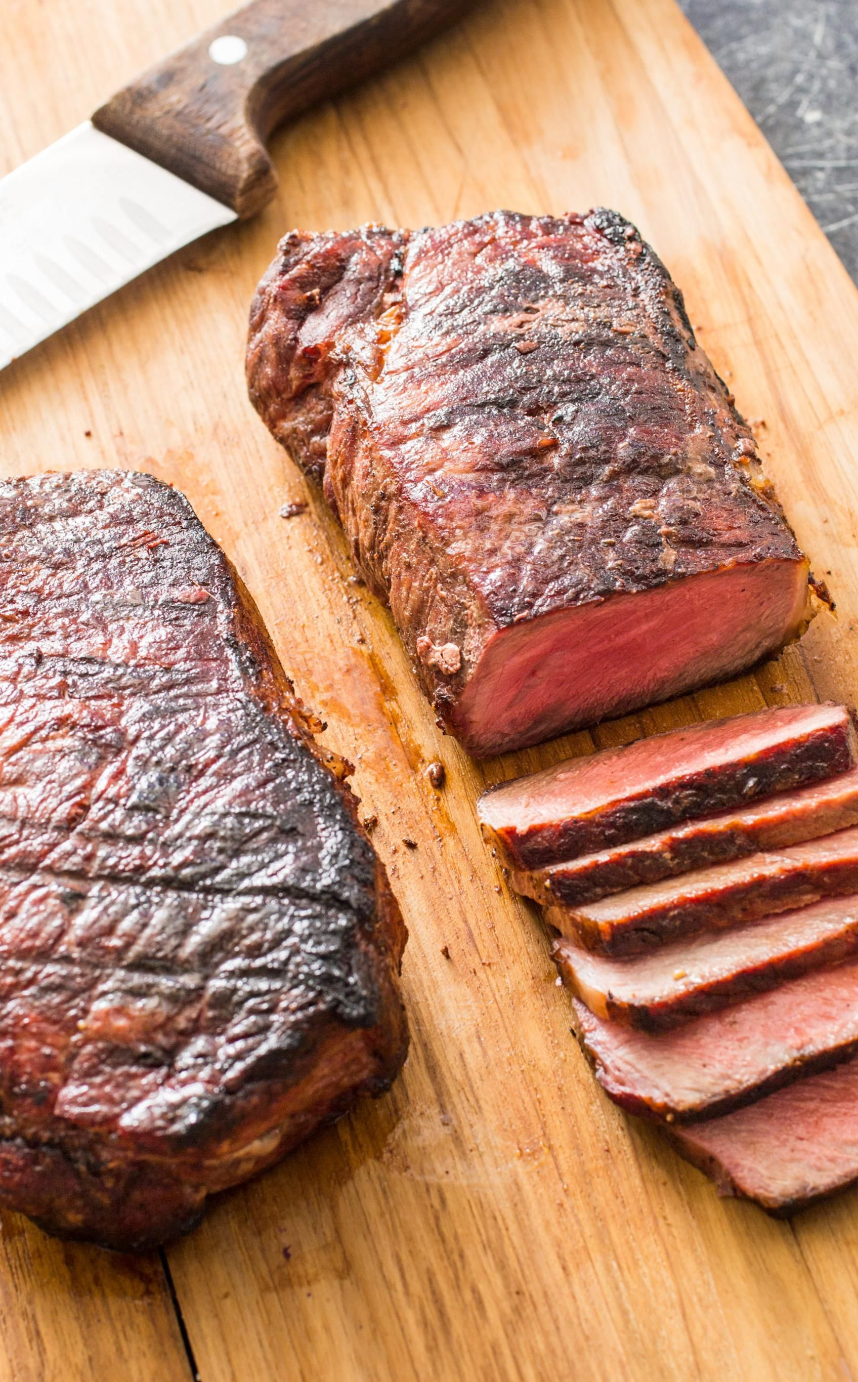 Grilled Frozen Steaks: We figured out how to make perfect ...