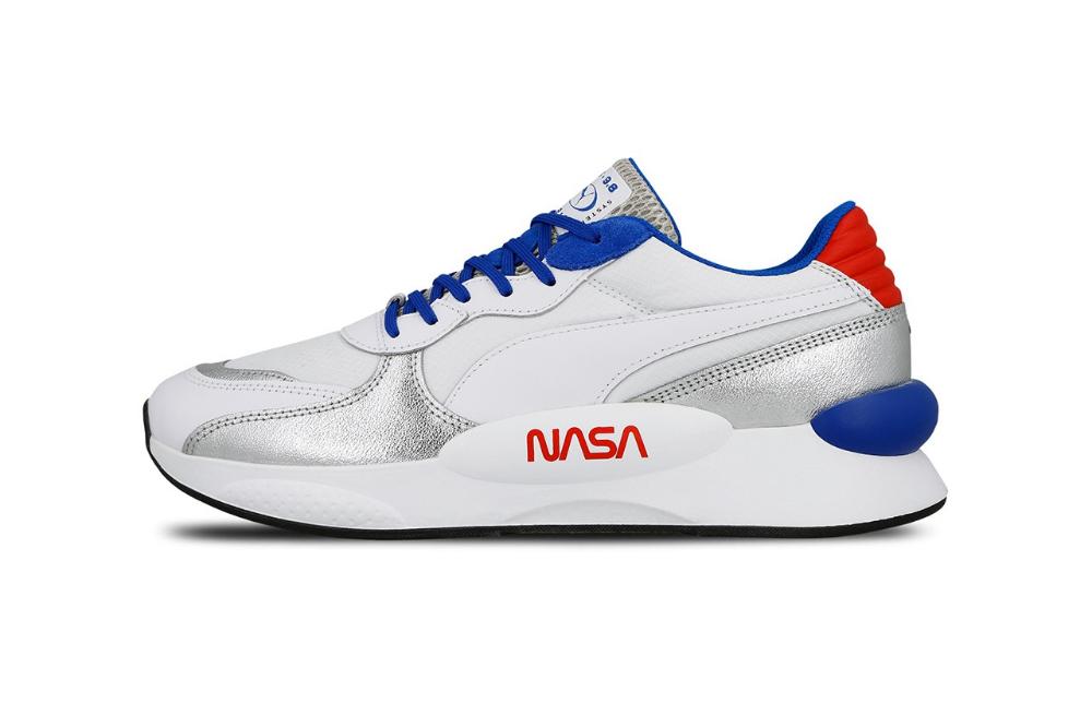 PUMA Premieres NASA-Themed