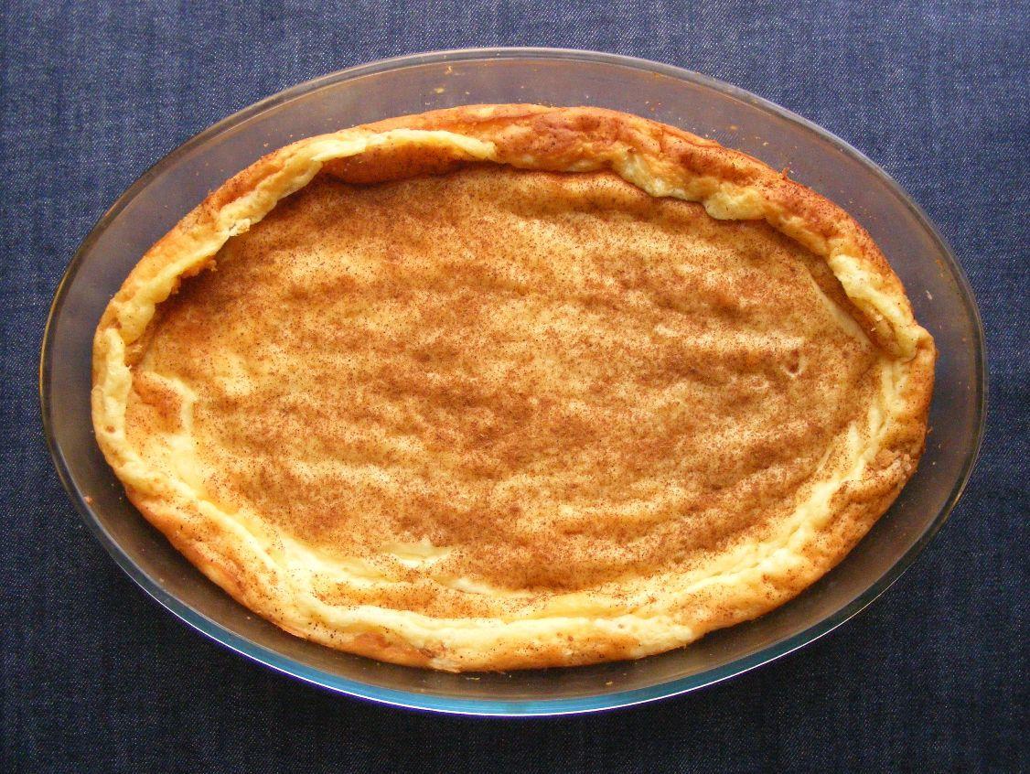 Crustless Milk Tart Milk Tart Tart Recipes Food