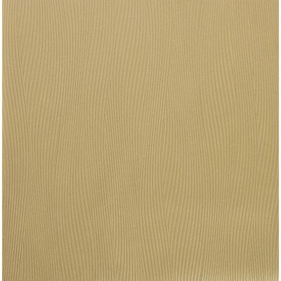 """York Wallcoverings Wall Sculpture Wavy Strands 33' x 21"""" Contemporary Roll Wallpaper Color: Gold"""
