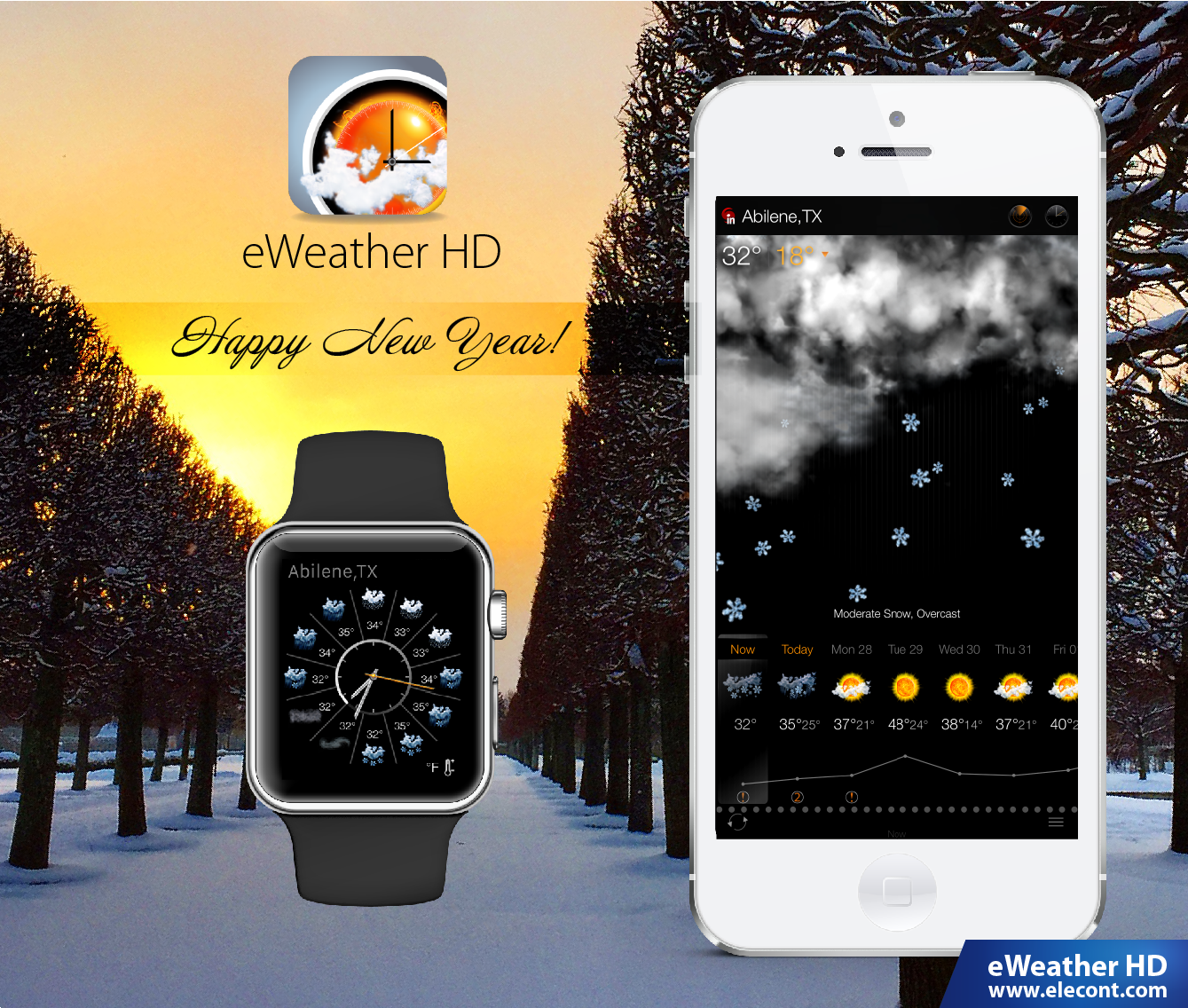 Plan your Holidays with new AppleWatch, iPhone and iPad