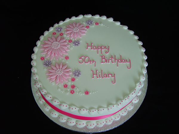 Birthday Cake Ideas For Mum