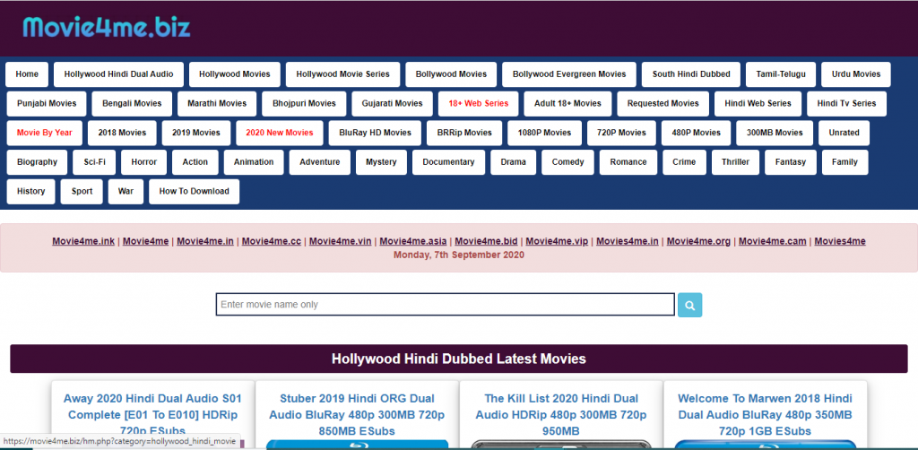 Download movies4me cc Bollywood Movies