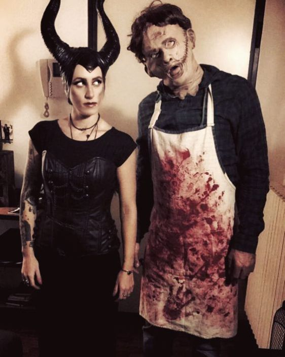 26 Best Halloween Couple Costume Ideas Halloween Pinterest - best halloween costume ideas for couples