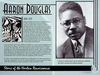 aaron douglas biography