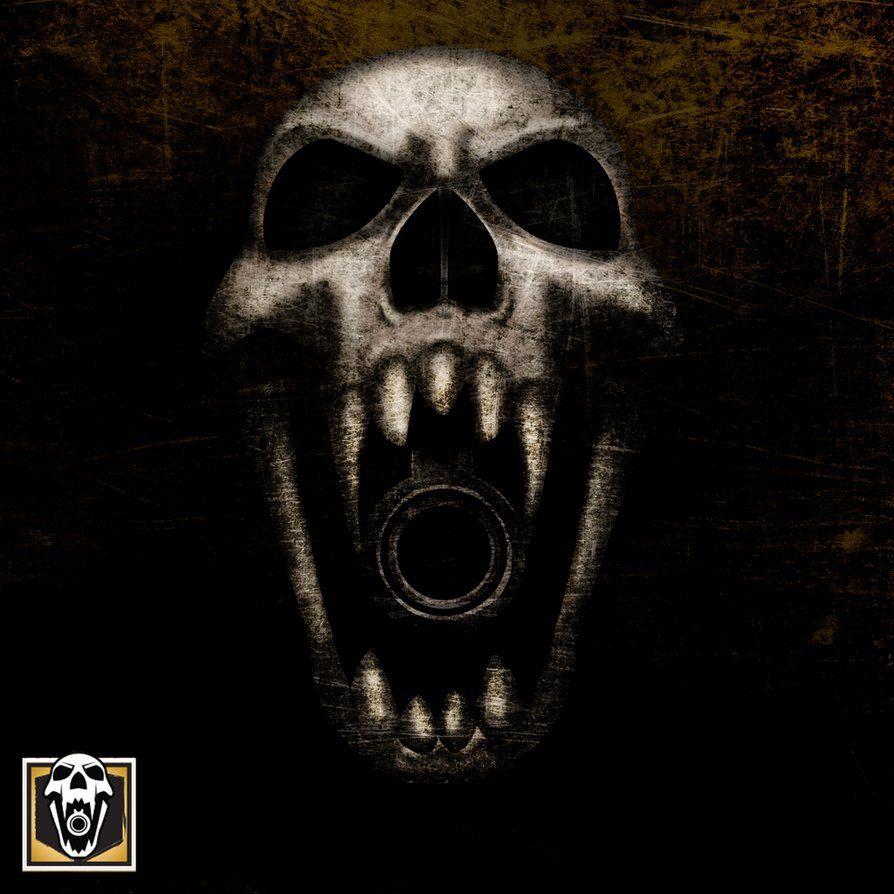 Blackbeard Rainbow Six Siege By Crazyrexwaffle Deviantart Com On