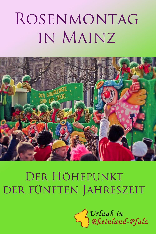 Rosenmontag Hessen