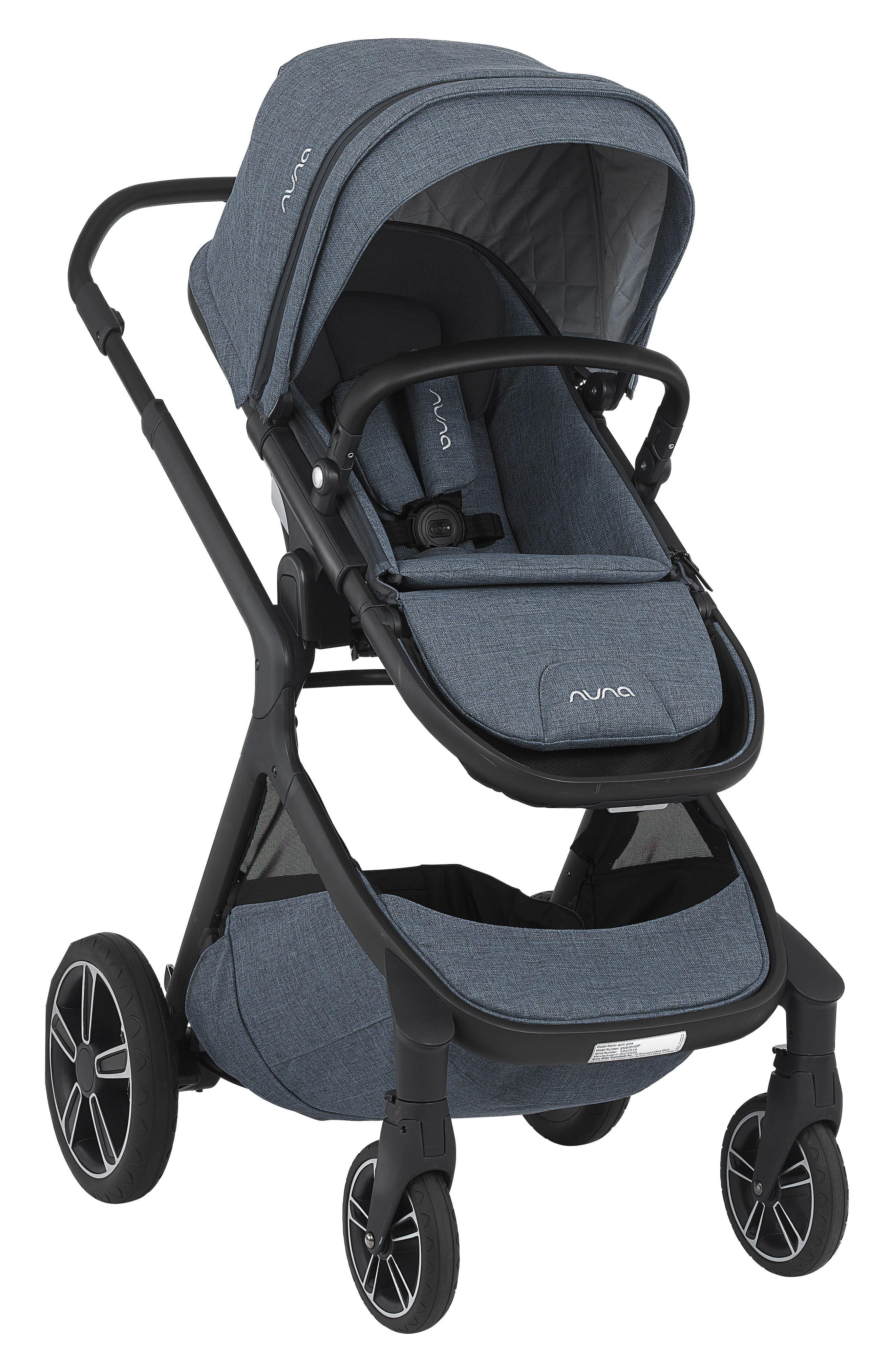 Infant Nuna Demi Grow Stroller Size One Size Grey