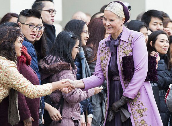 The Norwegian Royal Family welcomes President Tony Tan Keng Yam of Singapore and his wife Mrs. Mary Tan