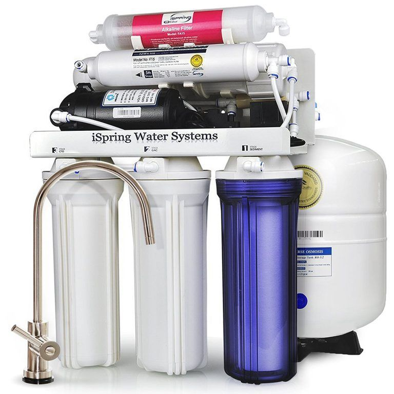 Top 10 Best Reverse Osmosis Systems In 2018 Reviews Thetbpr