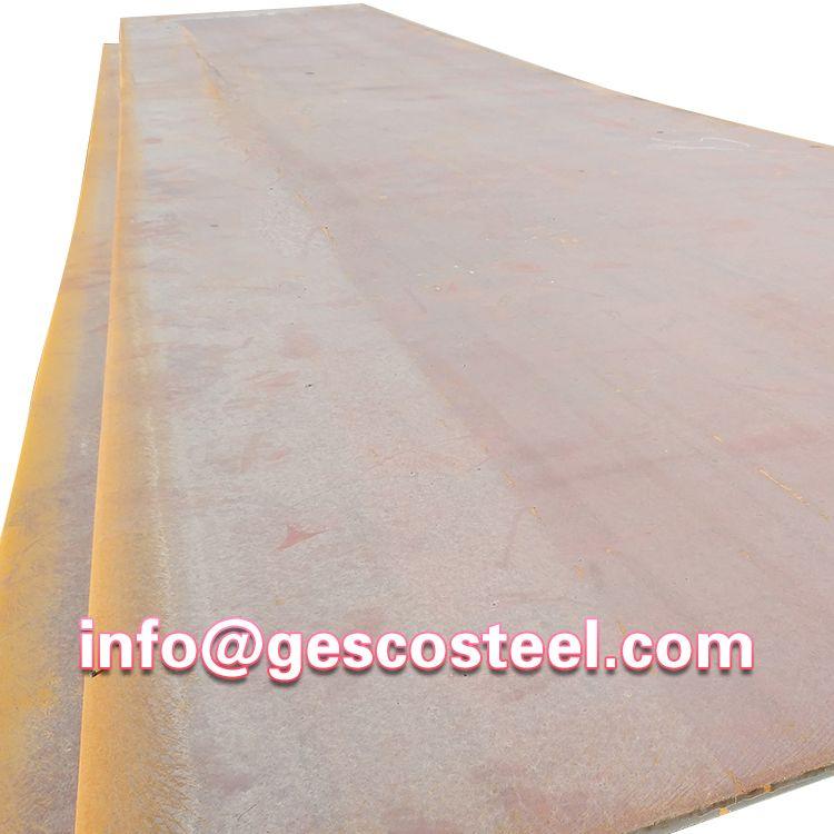 Hot Rolled Steel Plate 1 4 X 12 X 12 Corten Steel Steel Plate Corten