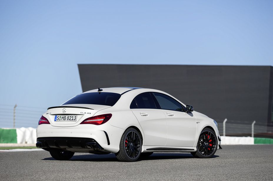 2017 Mercedes Amg Cla45 With Images Mercedes Benz Cla 250 Cla