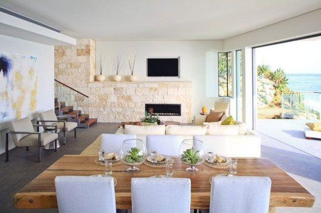 35 fotos e ideas para decorar la mesa del comedor | Centros de mesa ...