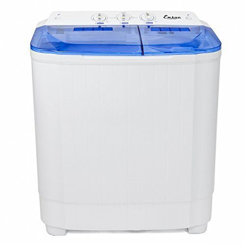 The Laundry Alternative Wonderwash Non Electric Portable Compact