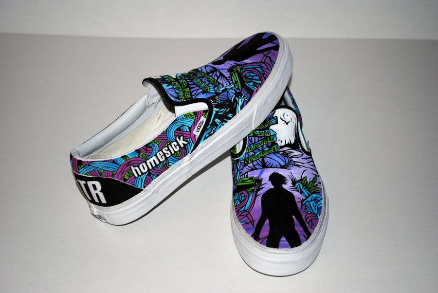 f52fc701eb A Day To Remember Custom Vans by cxcdrummer.deviantart.com
