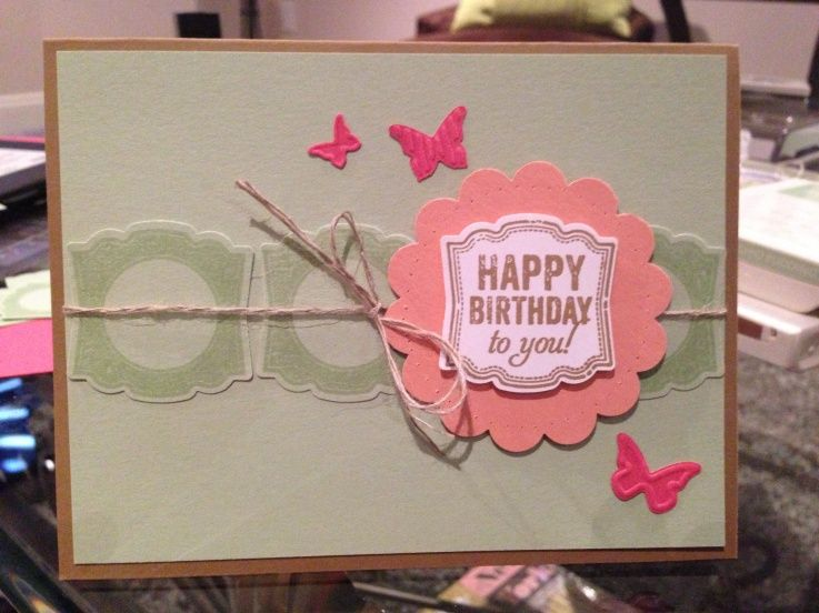 #label love #stampin up