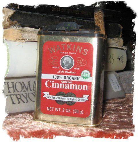 Top notch cinnamon.