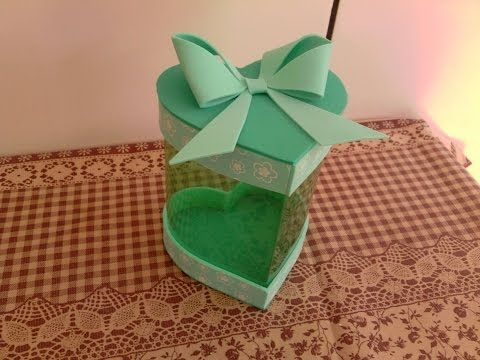 Diy Caixinha De Garrafa Pet E Eva Reciclagem Dia Das Maes