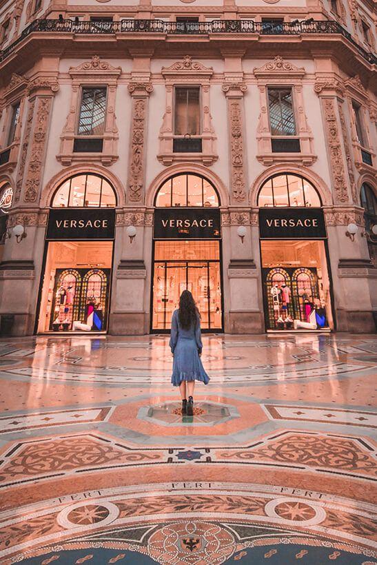 Galleria Vittorio Emanuele II 3 (2)