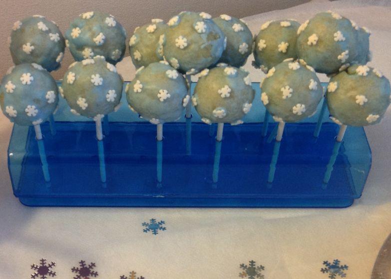 anniversaire reine des neiges cupcake flocon de neige frozen pinterest cupcake