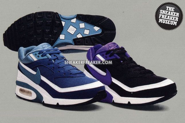 92 Nike Air Classic BW in Persian Violet in 2019 | Sneakers