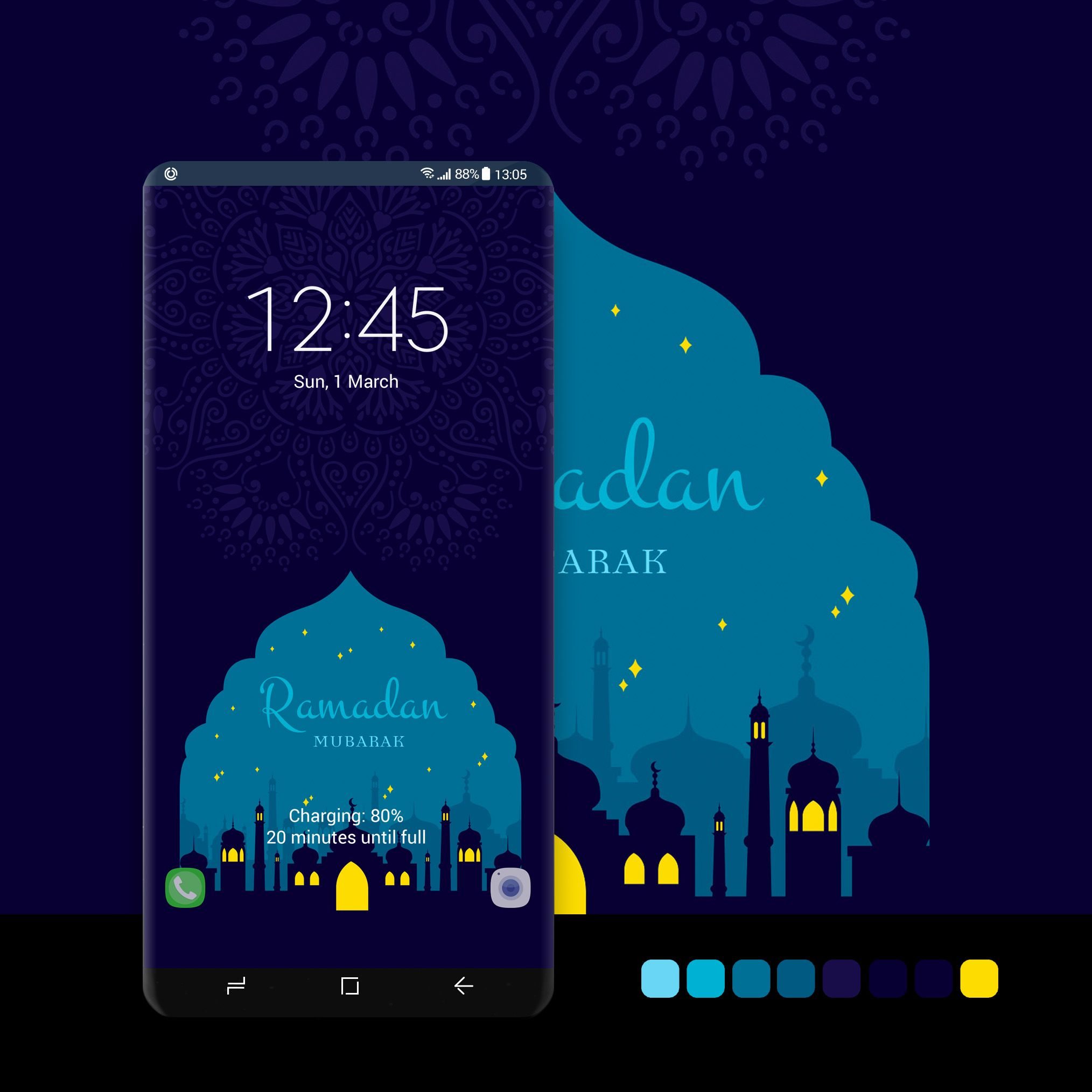 Ramadan Kareem Samsung Galaxy Wallpaper Galaxy Wallpaper Galaxy