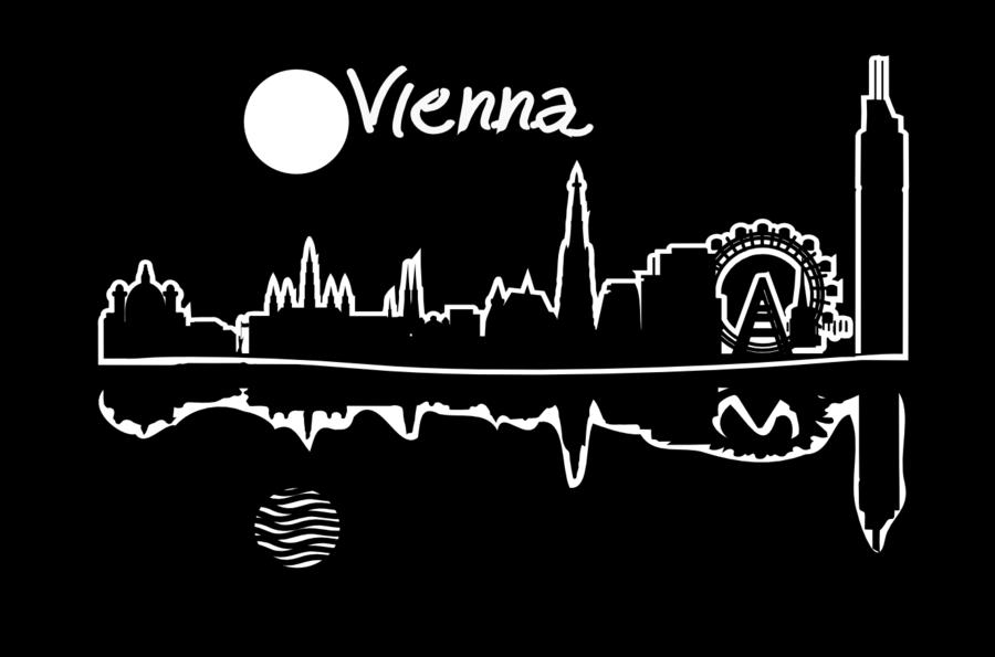 vienna skyline by fussballcatdeviantartcom on deviantart skyline tattoo vienna