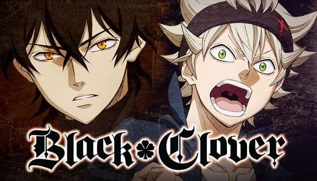 Sinopsis Anime Black Clover Gambar Manga Galeri