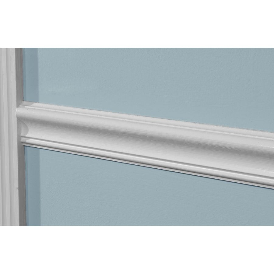 Evertrue 2 62 In X 8 Ft Mdf Chair Rail At Lowes Com Chair Rail