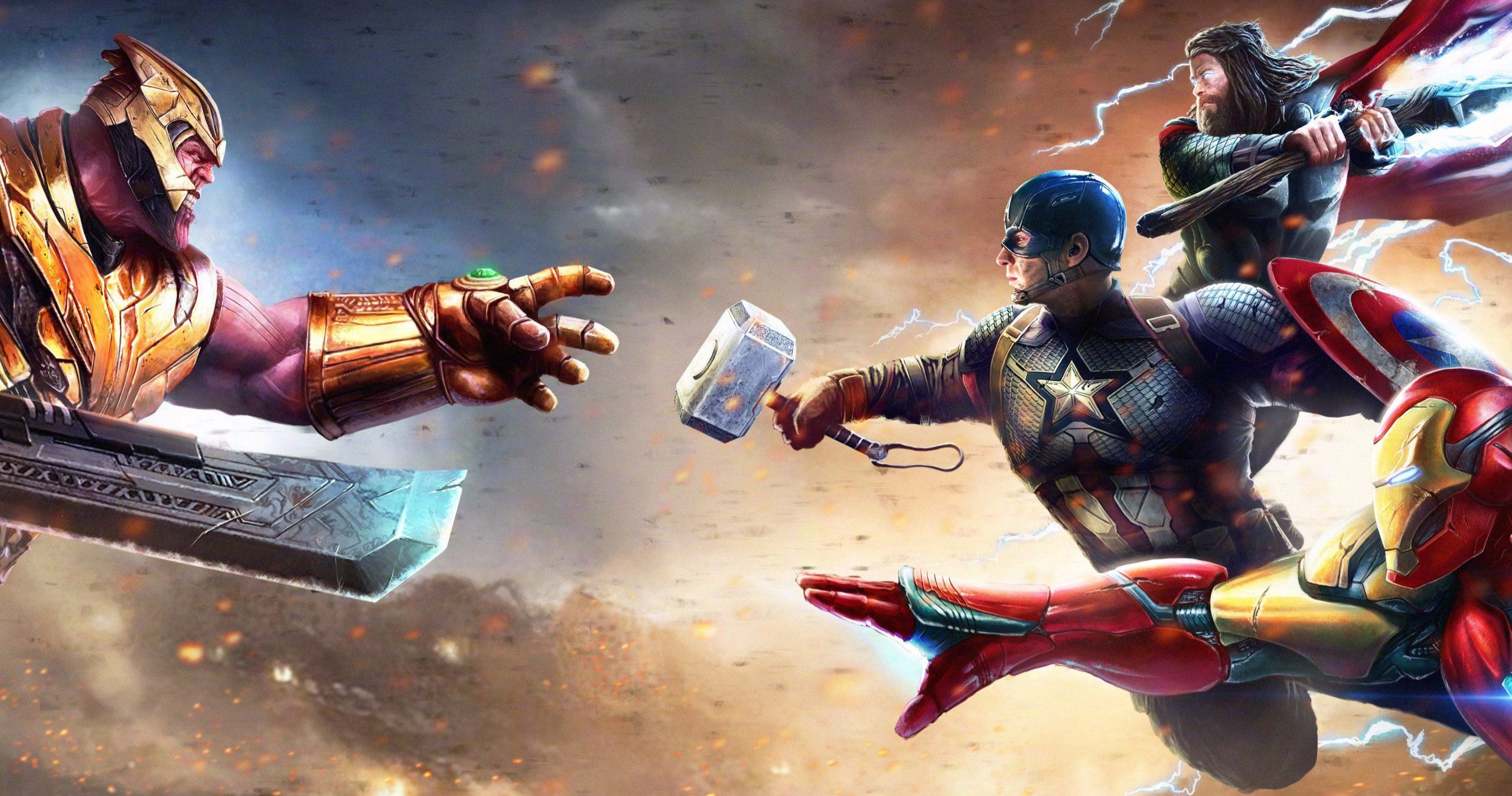 How Thanos Managed To Break Captain America S Shield In Endgame Explained Apparently Vibraniu Avengers Vs Thanos Marvel Superhero Posters Avengers Wallpaper
