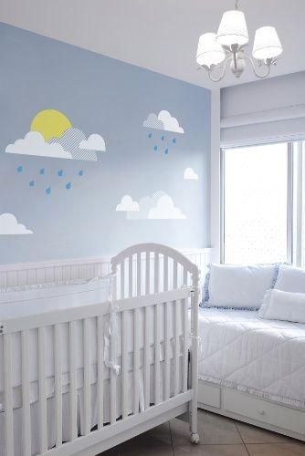Veja ideias de adesivos de parede para decorar o quarto