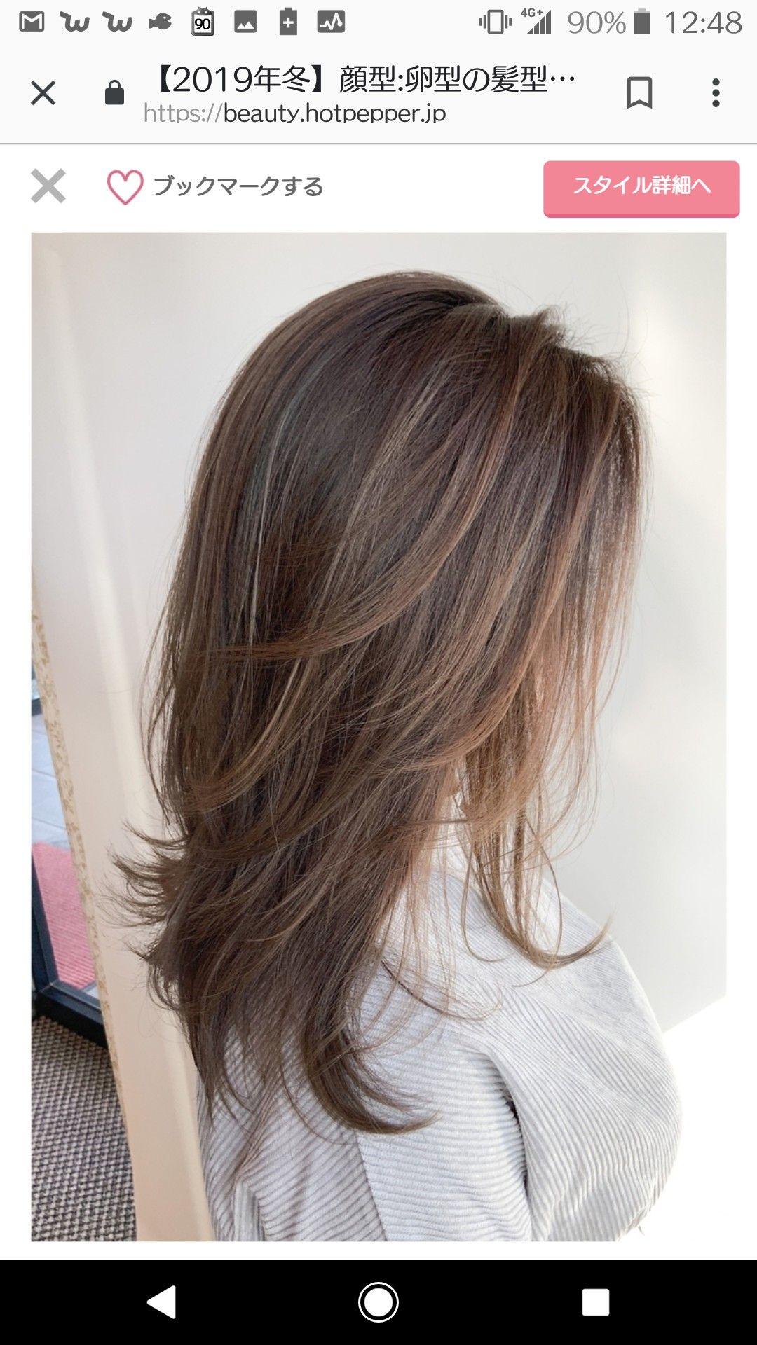 Pin By Sasa Yoo On Hair Hair Color For Morena Medium Hair Styles Brown Blonde Hair