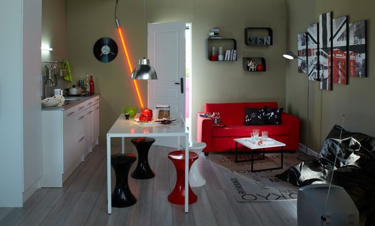 Le Studio Salon/Séjour