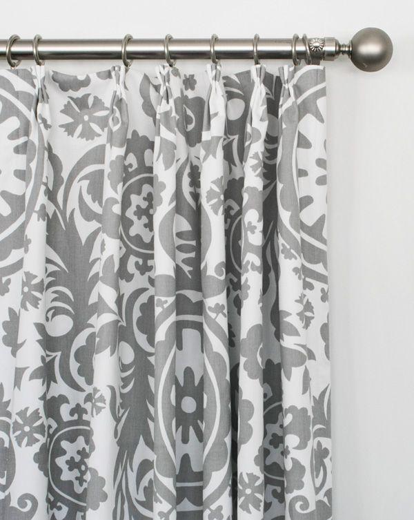 Varenna, Ash Fabric from Tonic Living