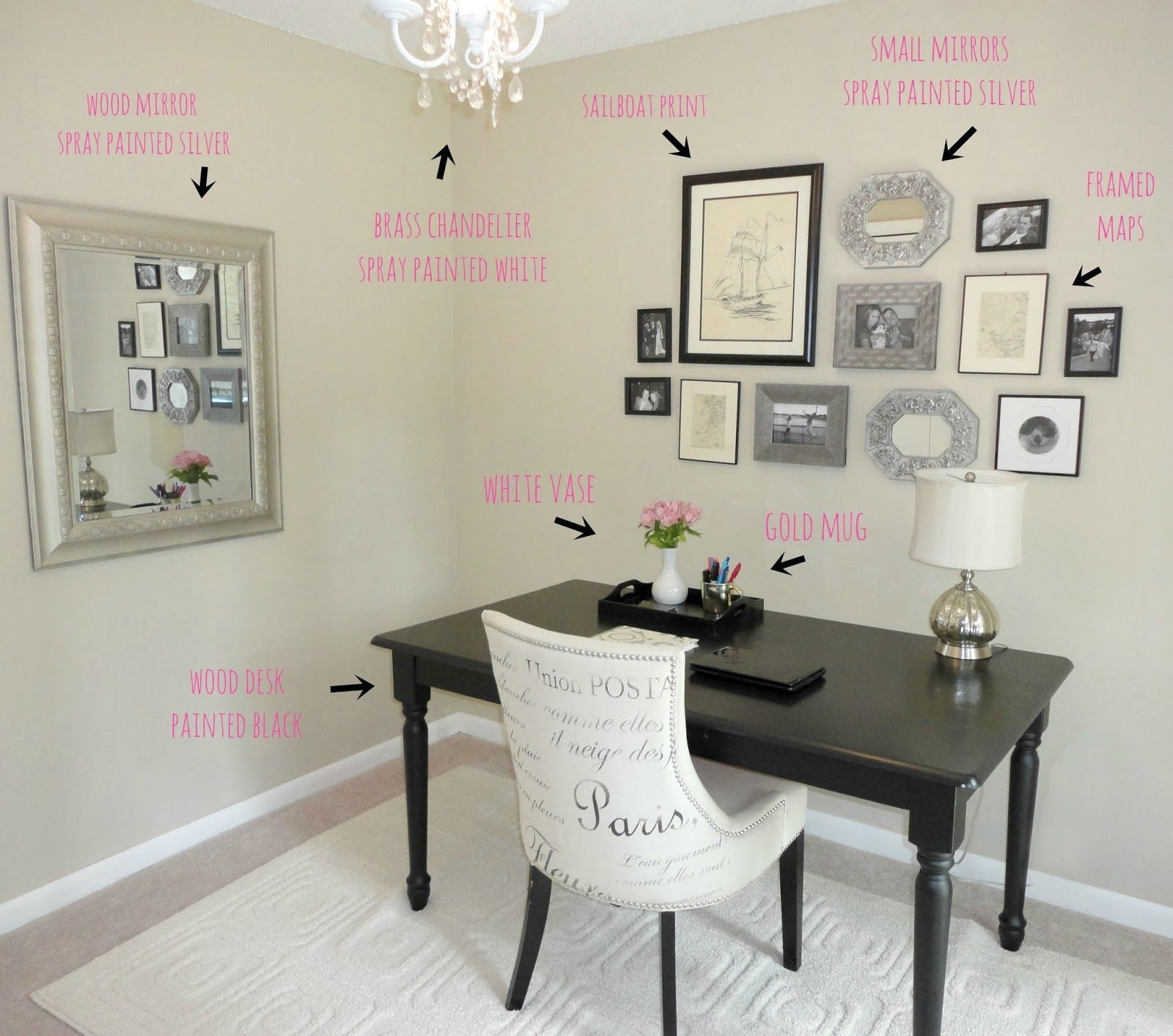 Ordinaire 99+ Shabby Chic Desks Home Office   Country Home Office Furniture Check  More At Http