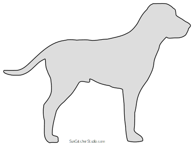 Dog Patterns Stencils And Silhouettes Free Jpg Png Svg Dog Stencil Dog Pattern Dog Template