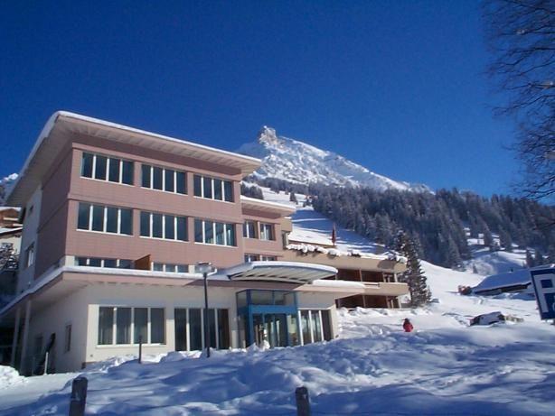 Hotel Alpina Winter Adelboden Berner Oberland Switzerland Www - Hotel alpina adelboden