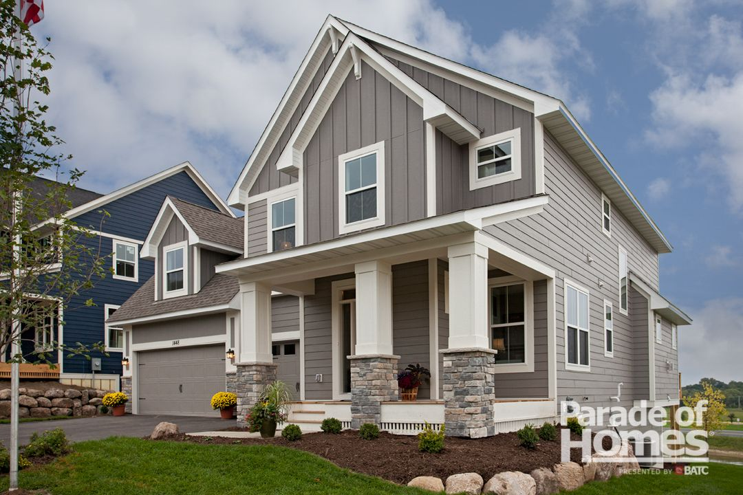 Robert Thomas Homes 2015 Spring Preview 160 Www Paradeofhomes Org House Exterior Exterior House Colors House Colors