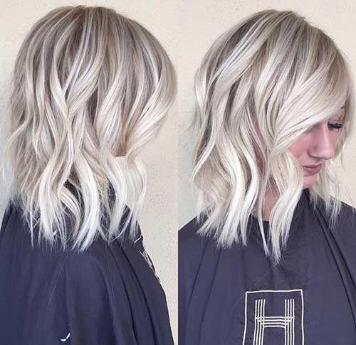 coupes cheveux milongs pour cet automne 2017 Hair