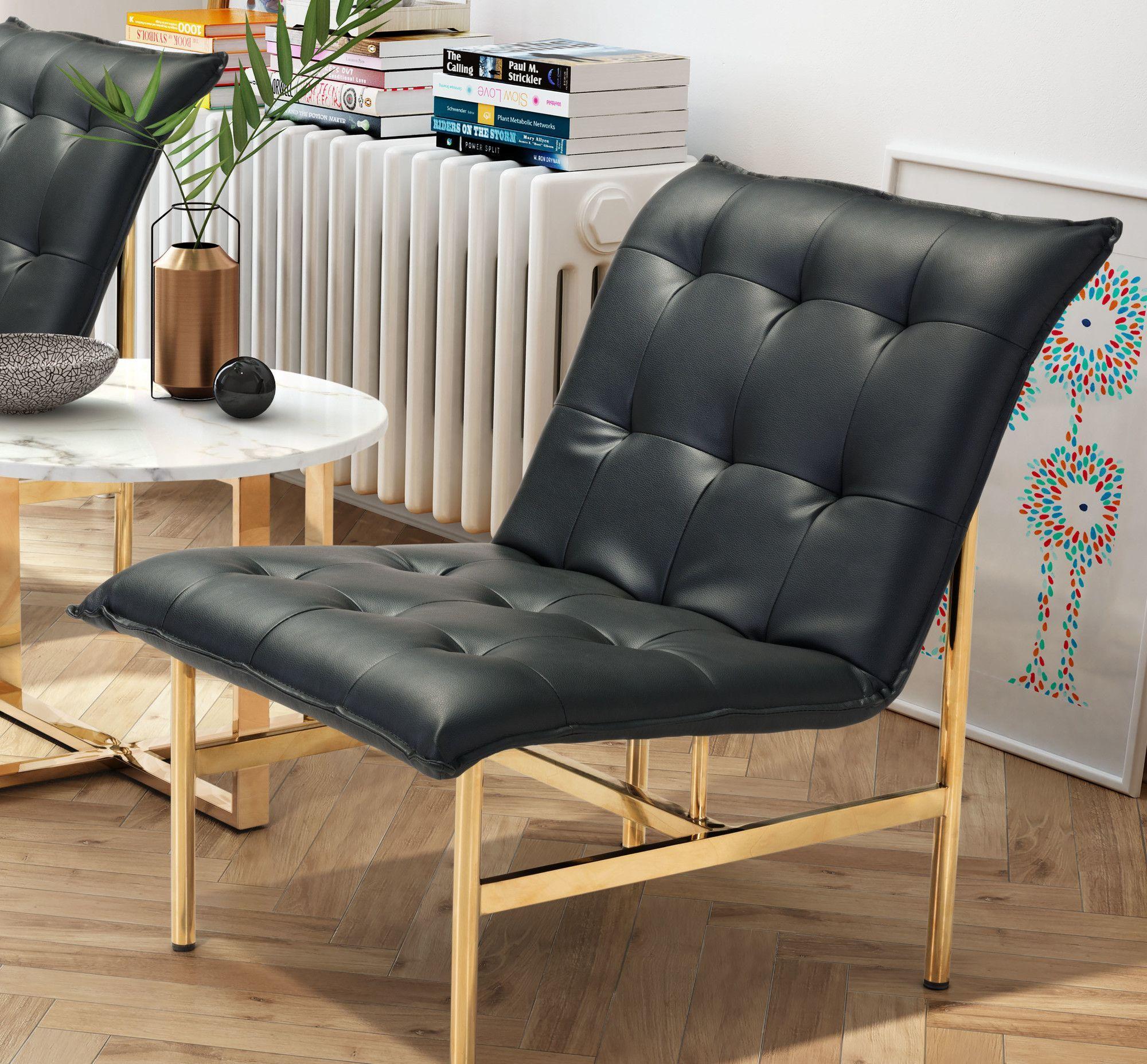 Bolton Lounge Chair All Modern Furniture Modern Armless