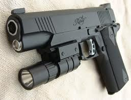Kimber Custom II 1911  Great match grade 45 ACP!   guns