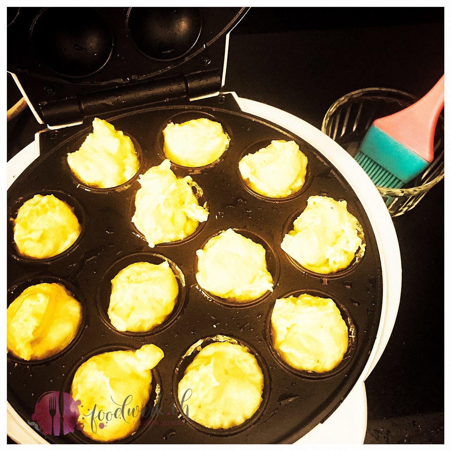 Quarkballchen Ohne Frittieren Im Cake Pop Maker Quarkballchen Rezept Rezepte Und Kochrezepte