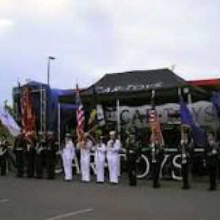 Military Honor Guard | State Flags of United States and