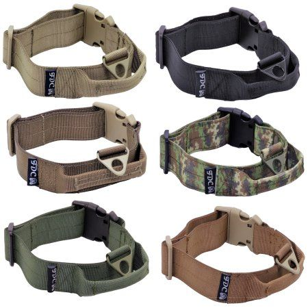 Pets | Tactical | Cool dog collars, Army dogs, Tactical dog gear