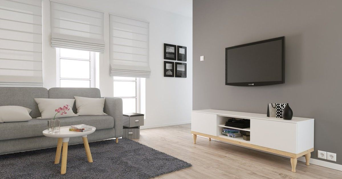 Mayaadi Home Wohnwand Mit Biokamin Lowboard Tv Schrank Sideboard