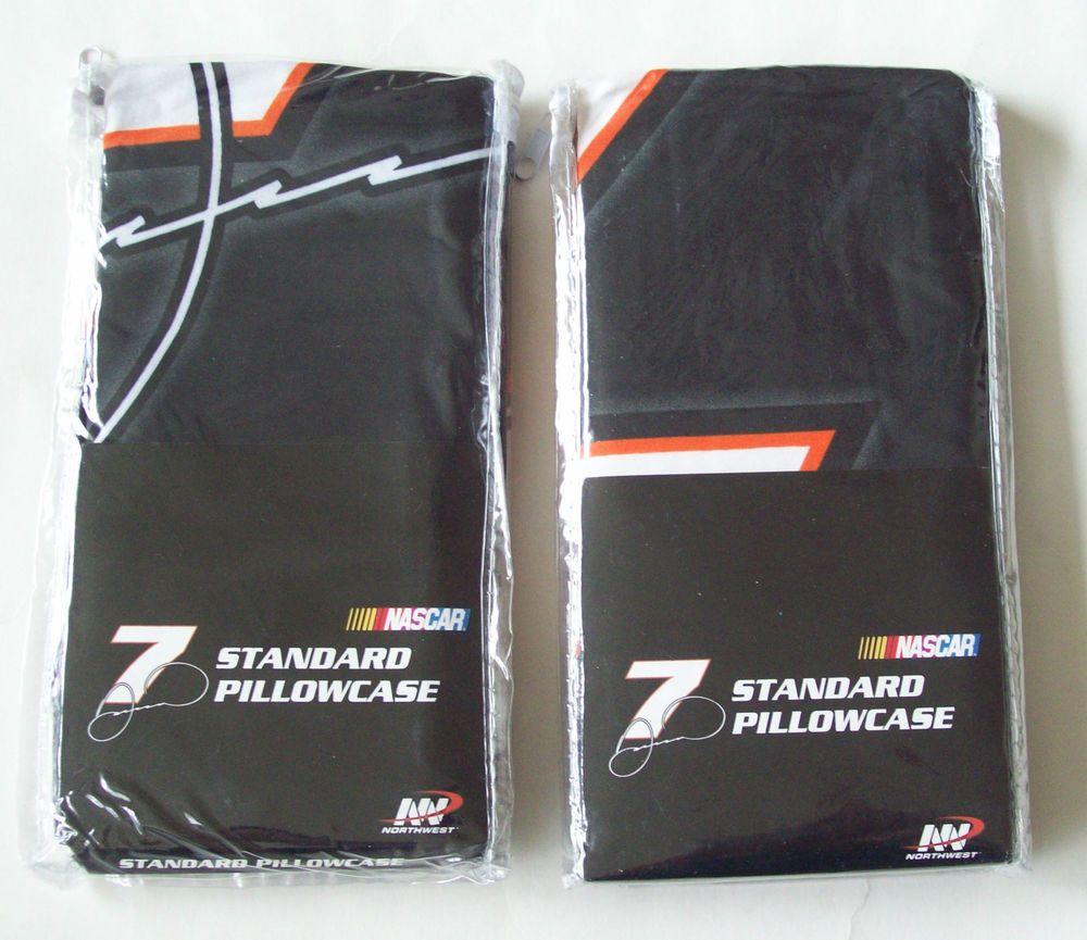 "Two Packs Danica Patrick # 7 Standard Pillowcase Size 20"" x 30""(50cm x 76cm) #Northwest #JRMotorsports"
